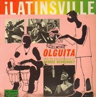 Olguita with George Hernandez - Latinsville