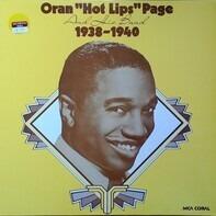 Oran Hot Lips Page And His Band - 1938-1940