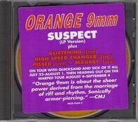 Orange 9mm - Suspect