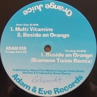 Orange Juice - Orange Juice EP