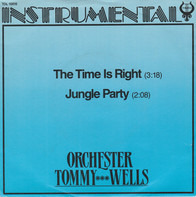 Orchester Tommy Wells - The Time Is Right