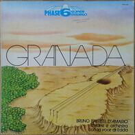 Orchestra Bruno Battisti D'Amario Con La Voce Di Edda dell'Orso - Granada