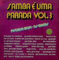 Os Caretas - Samba É Uma Parada Vol. 3