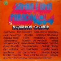 Os Caretas - Samba E Uma Parada Vol. 4