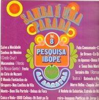 Os Caretas - Samba É Uma Parada - Volume 8