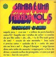 Os Caretas - Samba É Uma Parada Vol. 5