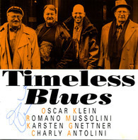Oscar Klein - Timeless Blues