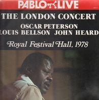 Oscar Peterson , Louis Bellson , John Heard - The London Concert