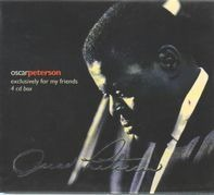 Oscar Peterson - Exclusively For My Friends - Volume 1