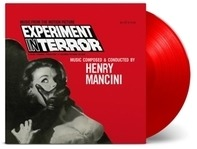 OST /Henry Mancini - Experiment In Terror (blood Red Vin
