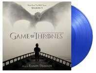 OST/Various - Game Of Thrones 5 (ltd Tour Edition/transparentes