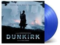 OST/Various - Dunkirk (ltd Transparent Blue Vinyl)