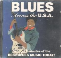 Otis Clay, Eddie Hinton, Ann Peebles, u.a - Blues across the U.S.A