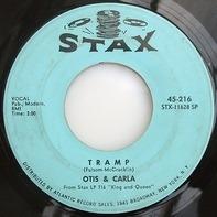 Otis Redding & Carla Thomas - Tramp / Tell It Like It Is