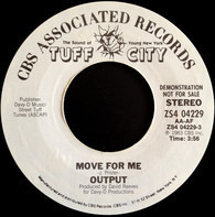 Output - Move For Me