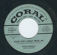 Owen Bradley And His Quintet - Blues Stay Away From Me / The 3rd Man Theme