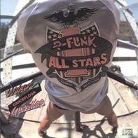 P-Funk All Stars - Urban Dancefloor Guerillas