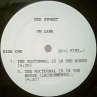 P.M. Dawn - The Nocturnal Is In The House
