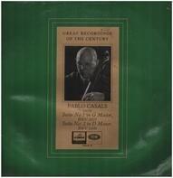 Pablo Casals plays Bach - Suite No.1 In G Major/ Suite No.2 In D Minor