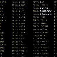 Pacou - Symbolic Language