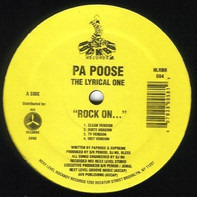 Papoose - Rock On / Thugs Roll...
