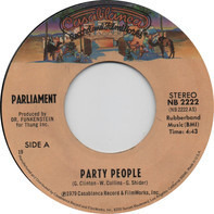 Parliament - Party People