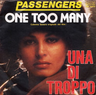 "Passengers - One Too Many (Colonna Sonora Originale Del Film ""Una Di Troppo"")"