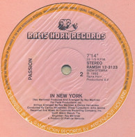 Passion - Don't Stop My Love / In New York
