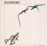 Passport - Blue Tattoo