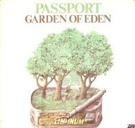 Passport - Garden of Eden