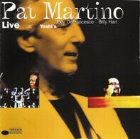 Pat Martino - Live at Yoshi's