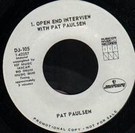 Pat Paulsen - Open End Interview With Pat Paulson