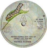 Patrice Rushen - Never Gonna Give You Up (Won't Let You Be)