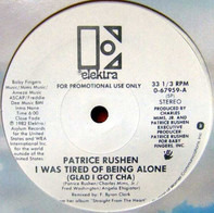 Patrice Rushen - I Was Tired Of Being Alone (Glad I Got Cha)