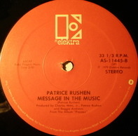 Patrice Rushen - Let The Music Take Me