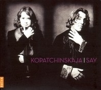 Patricia Kopatchinskaja - Beethoven-Ravel-Bartok-Say