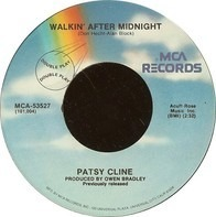 Patsy Cline - Walkin' After Midnight / Crazy Arms