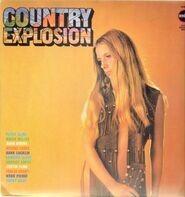 Patsy Cline, Buck Owens, Webb Pierce, etc - Country Explosion