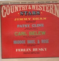 Patsy Cline, Ferlin Husky a.o. - Country And Western Stars