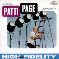 Patti Page - On Camera…Patti Page…Favorites From TV