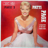 Patti Page - Page 3 - A Collection Of Her Most Famous Songs