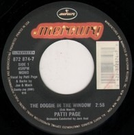 Patti Page - The Doggie In The Window / Cross Over The Bridge