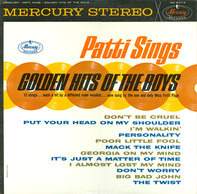 Patti Page - Patti Sings Golden Hits Of The Boys