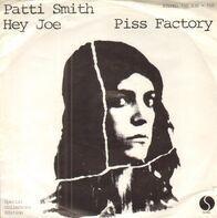 Patti Smith - Piss Factory