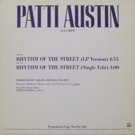 Patti Austin - Rhythm Of The Street