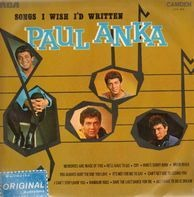 Paul Anka - Songs I Wish I Had Written