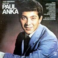 Paul Anka - The Original Hits Of Paul Anka