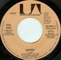 Paul Anka - Happier