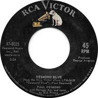 Paul Desmond - Desmond Blue / Advise And Consent