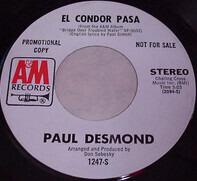 Paul Desmond - El Condor Pasa / Bridge Over Troubled Water